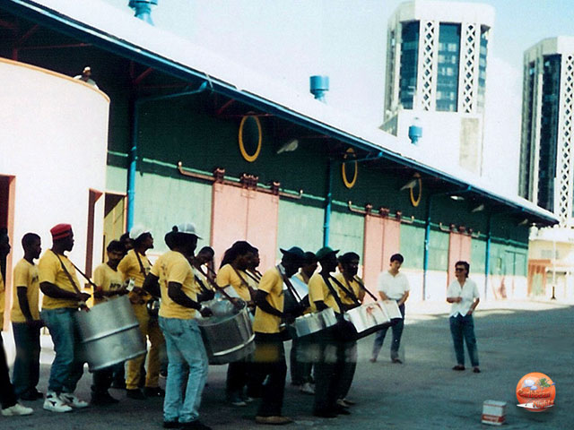 Trinidad Steel Band